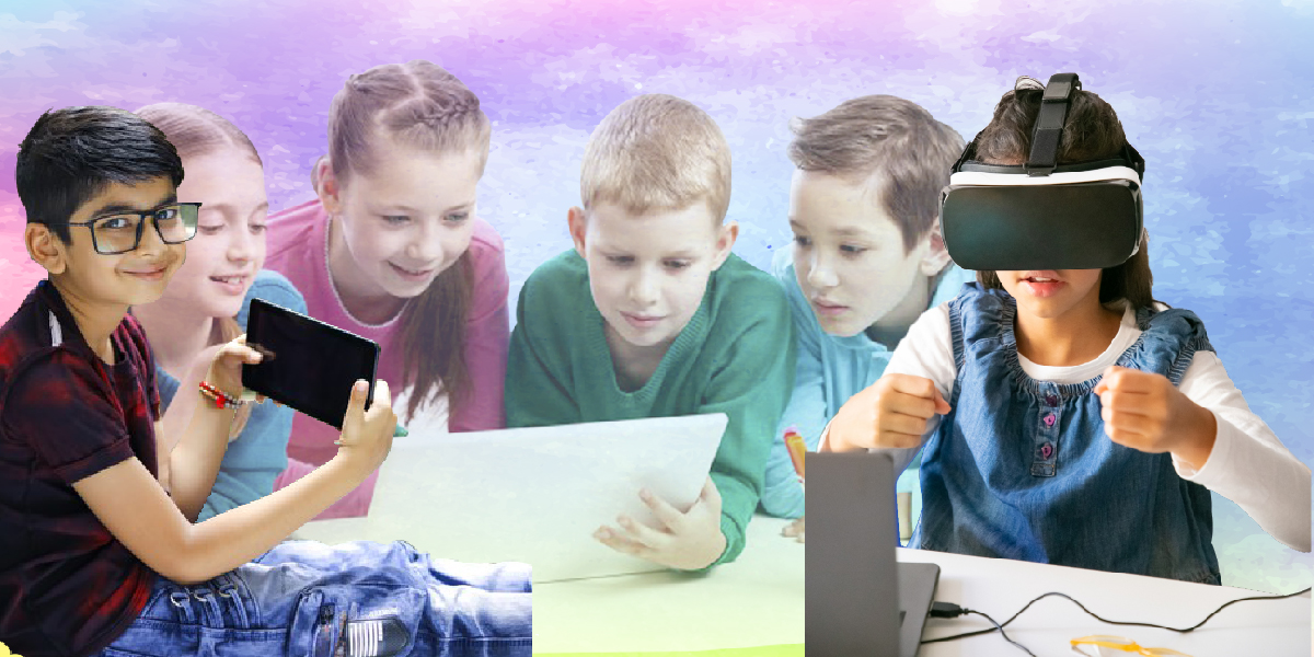The Role of Technology in the development of young children