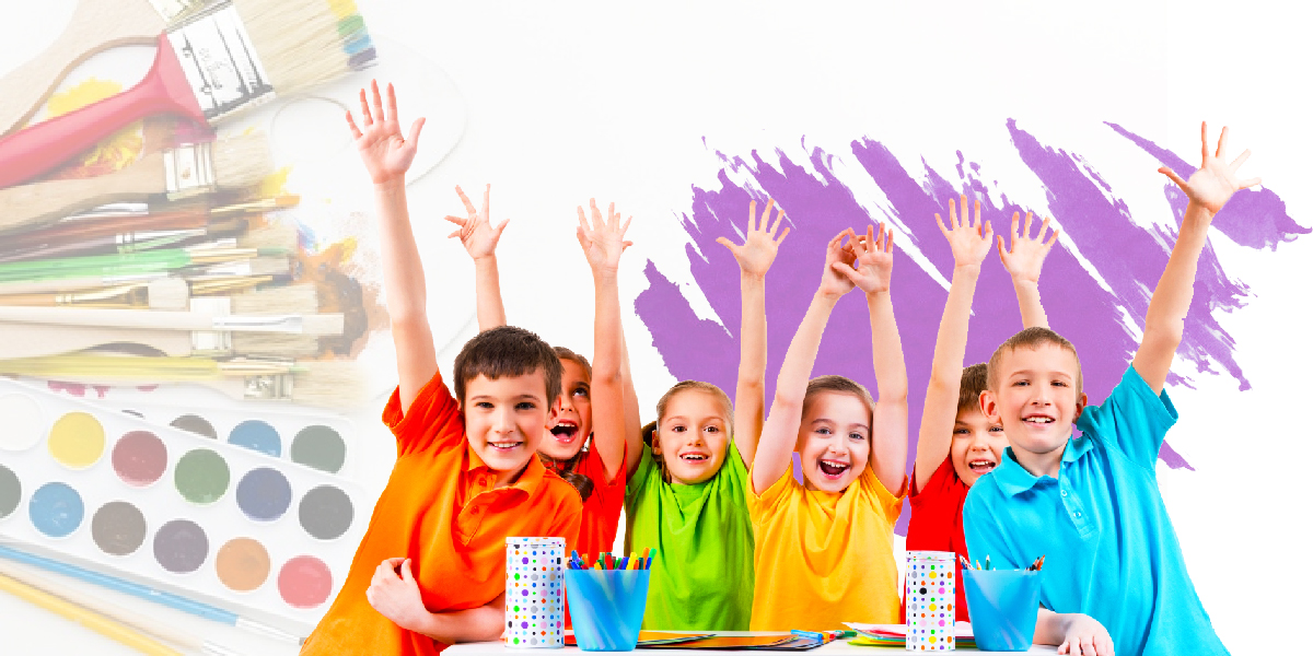 Why art is important in early child education